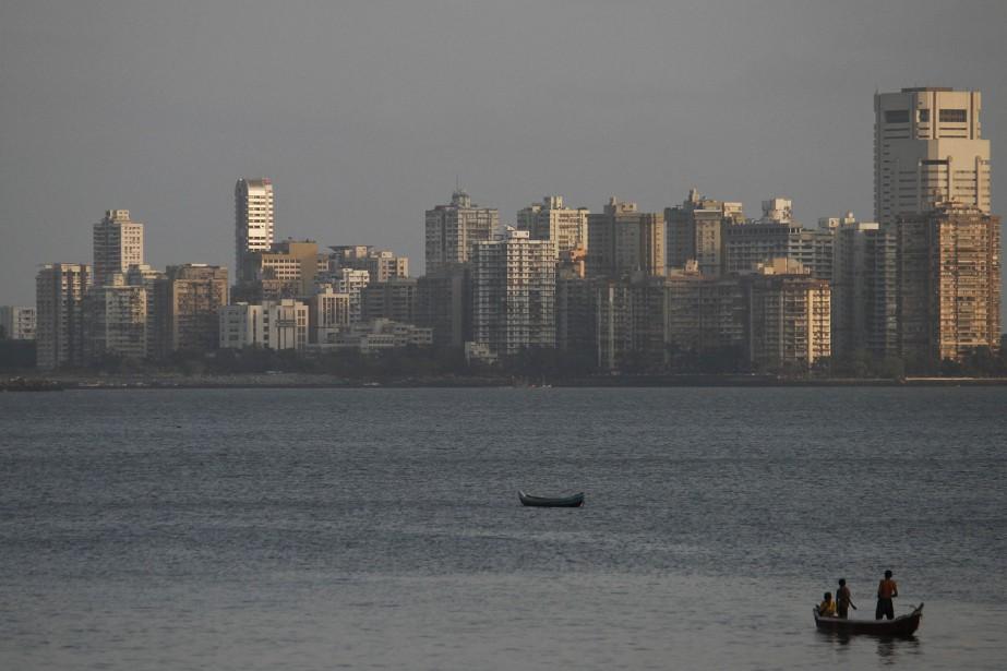 Une vue de Bombay.... (Photo Dhiraj Singh, archives Bloomberg)