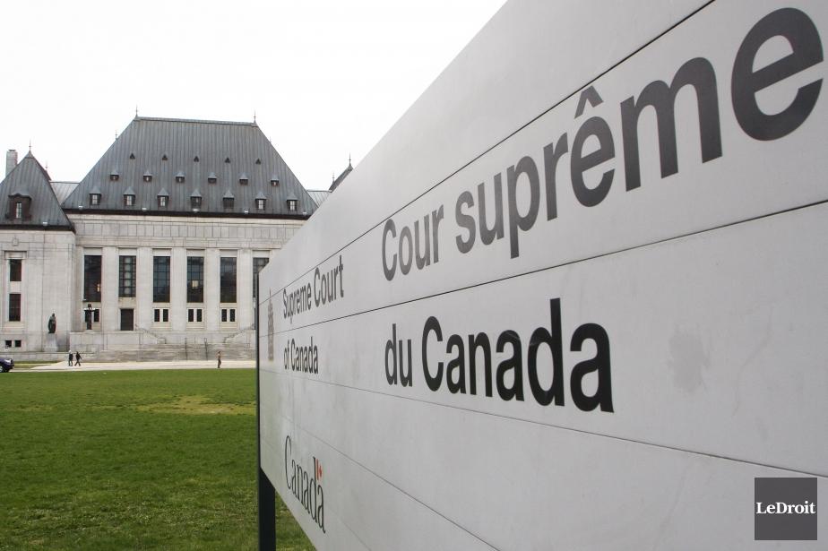 La Cour suprême, comme à son habitude, n'a... (Photo Etienne Ranger, archives LeDroit)