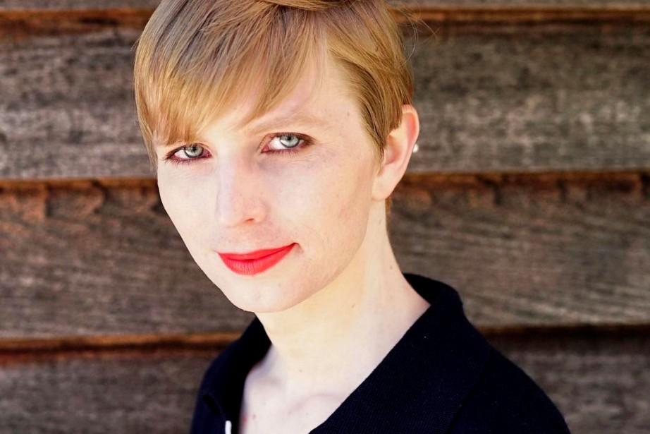 Chelsea Manning, qui a revendiqué son identité de... (PHOTO REUTERS)