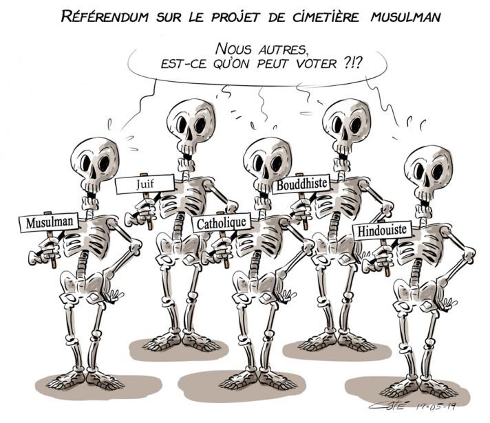 Caricature du 19 mai | 18 mai 2017