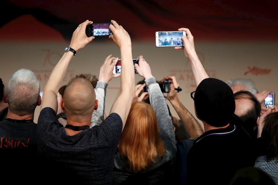 À la conférence de presse de Julianne Moore et Todd Haynes | 18 mai 2017
