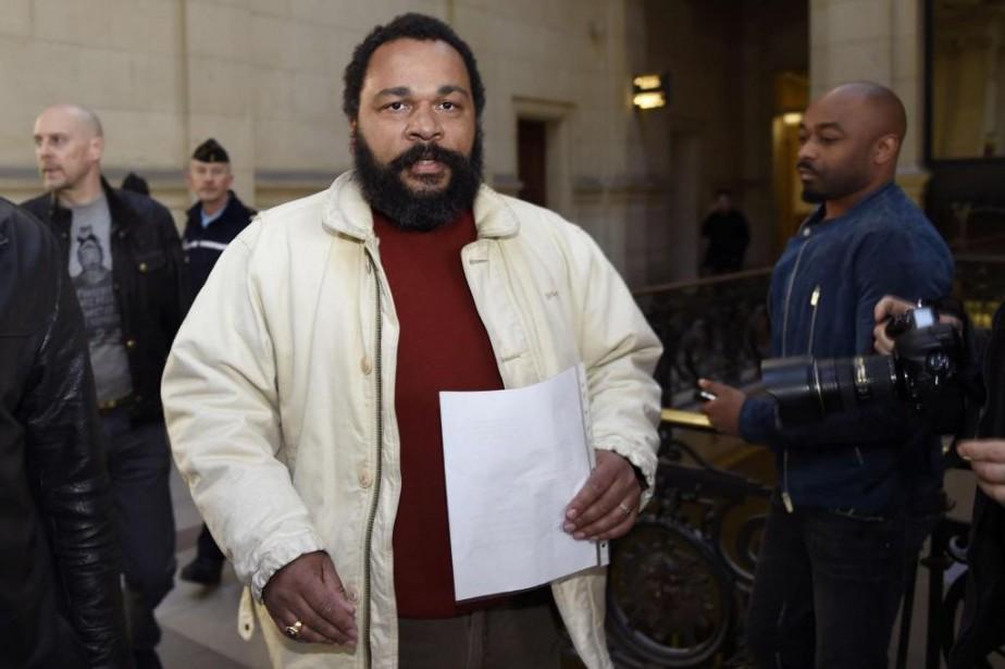 L'humoriste français Dieudonné... (Photo Loïc Venance, Agence France-Presse)