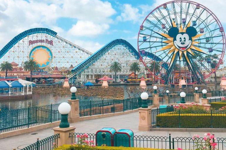 Disneyland, à Anaheim, en Californie: 14 615 952... (Photo tirée d'Instagram)