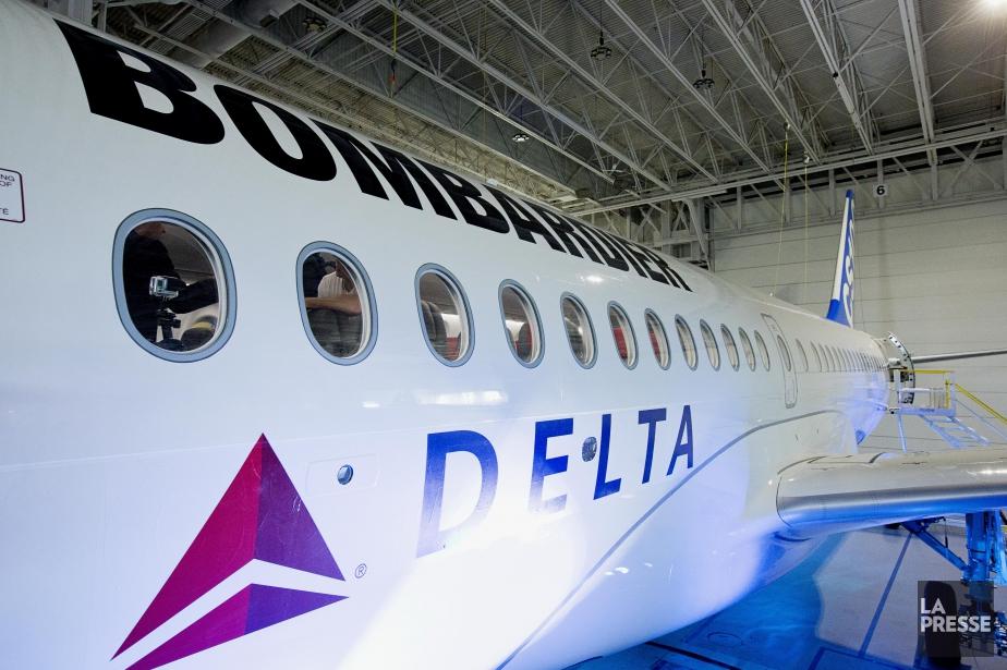 Un haut dirigeant de Delta a laissé entendre... (PHOTO ALAIN ROBERGE, archives LA PRESSE)