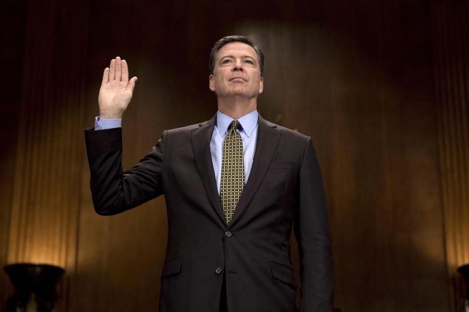 James Comey... (PHOTO ARCHIVES AFP)