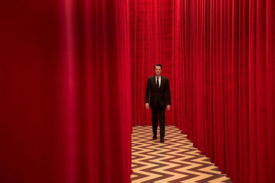 Kyle MacLachlan, interprète de l'agent Dale Cooper, dans... (Photo Suzanne Tenner, fournie par Showtime)