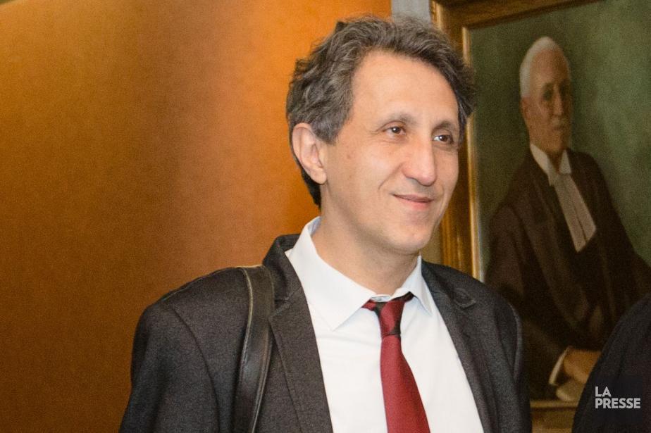 Amir Khadira dit samedi que les citoyens du... (Photo Ninon Pednault, archives La Presse)