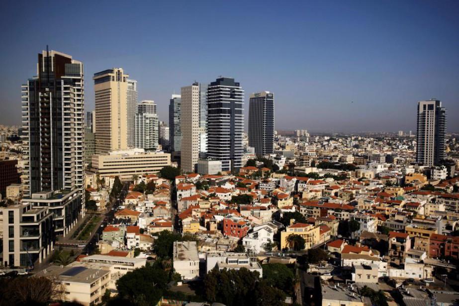 Tel Aviv est la capitale économique d'Israël.... (photoAmir Cohen, reuters)
