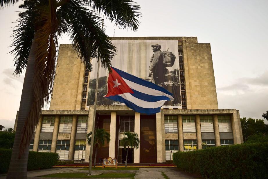 La télévision d'État de Cuba a qualifié samedi soir de... (Photo archives AFP)