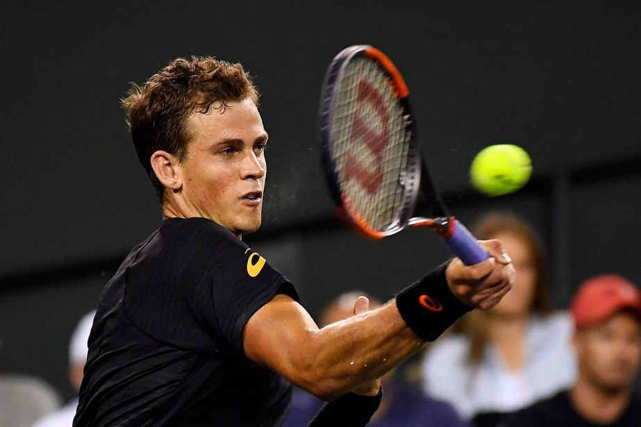 Vasek Pospisil... (Photo Mark J. Terrill, Archives Associated Press)