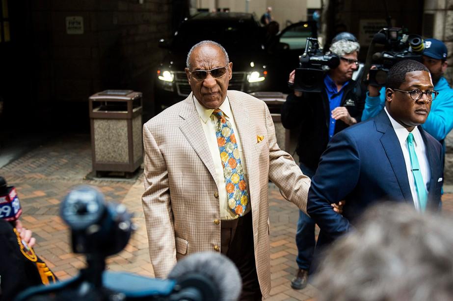 La sélectiondes jurés a lieu à Pittsburgh, à... (Photo Nate Smallwood, AP/Pittsburgh Tribune-Review)
