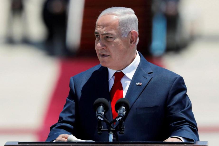 Le premier ministre israélienBenyamin Nétanyahou doit rencontrer le... (PhotoAmir Cohen, Reuters)