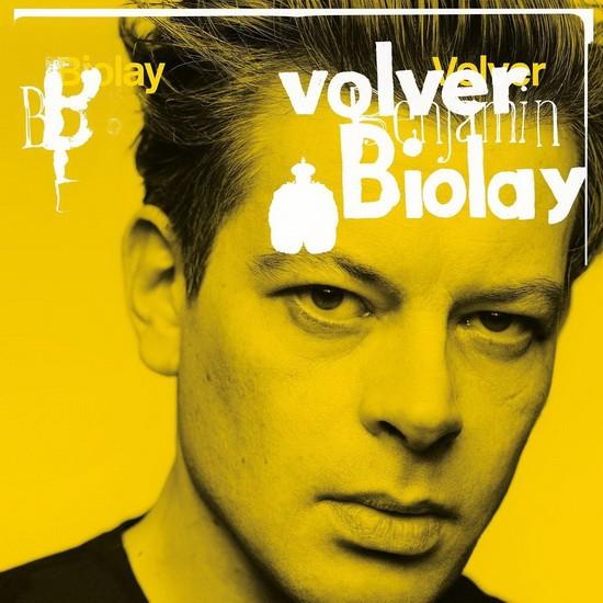 Volver, de Benjamin Biolay... (Image fournie par Barclay)