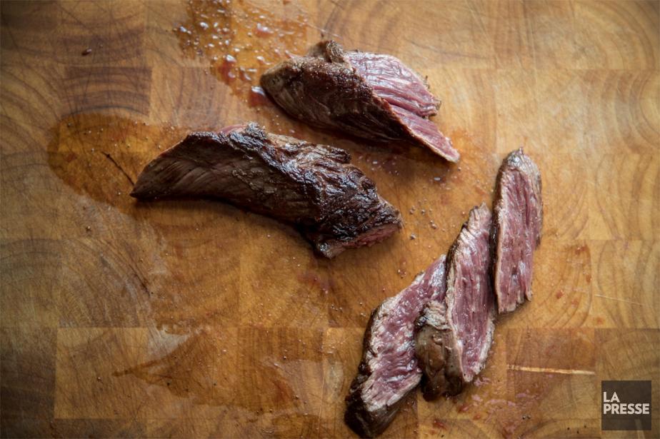 Viandes à griller au barbecue