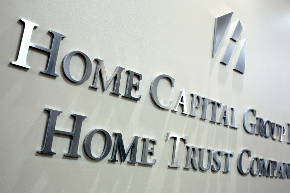 L'action de Home Capital Group a progressé de plus de... (PHOTO ARCHIVES REUTERS)