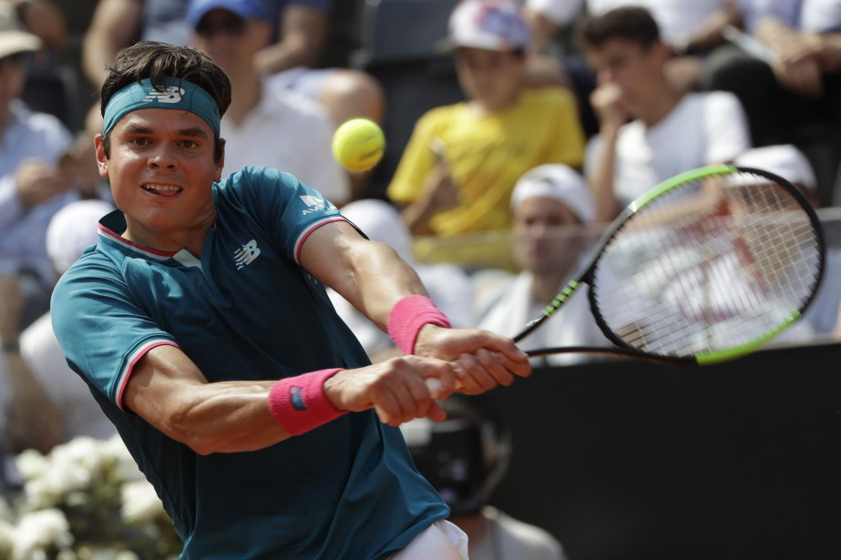 Milos Raonic... (Archives, Associated Press)