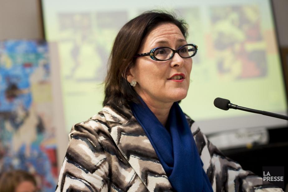 La présidente de la Fédération des médecins spécialistes... (Archives La Presse, Sarah Mongeau-Birkett)