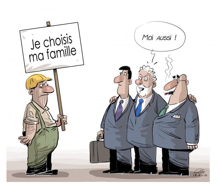 Caricature du 26 mai | 26 mai 2017
