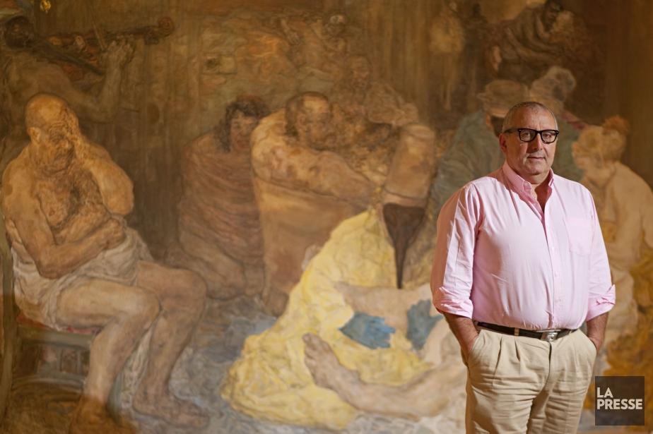 La galerie Battat Contemporary a étécréée par le... (Photo François Roy, archives La Presse)
