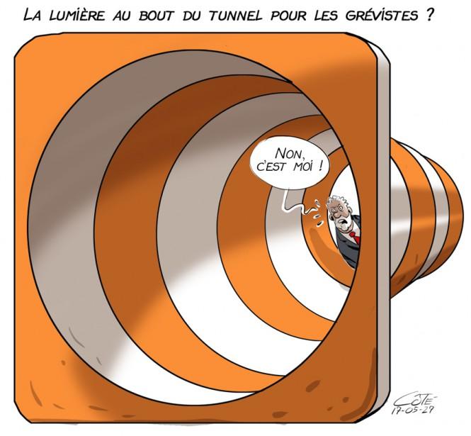 Caricature du 27 mai | 27 mai 2017