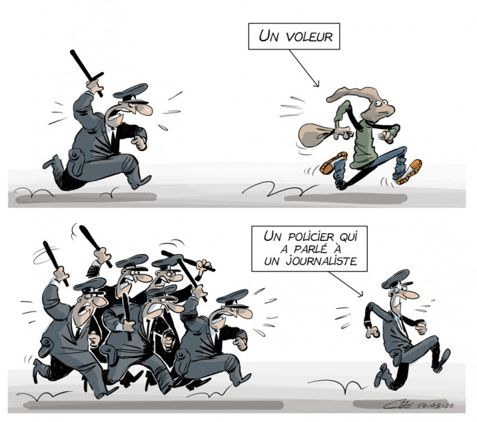 Caricature du 28 mai | 28 mai 2017