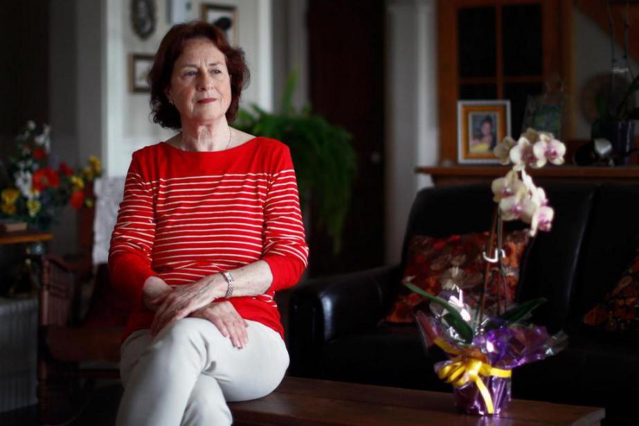 Margo Ménard... (PHOTO MATHIEU BÉLANGER, COLLABORATION SPÉCIALE)