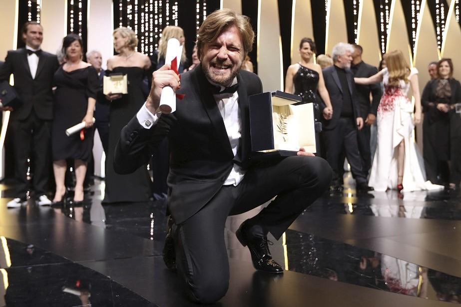 Le réalisateur suédoisRuben Ostlund a mis un peu de folie... | 2017-05-28 00:00:00.000