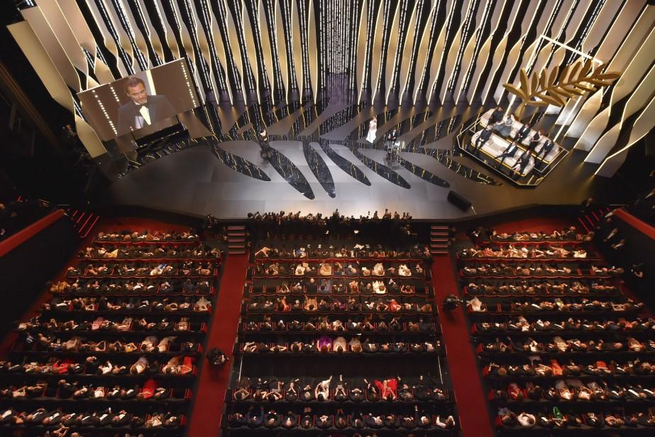 La cérémonie de remise des prix du 70e Festival de Cannes, dimanche | 28 mai 2017