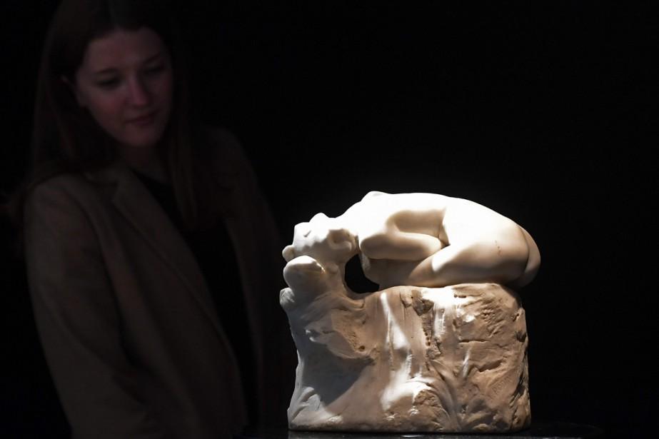Andromède de Rodin... (PHOTO ARCHIVES AFP)