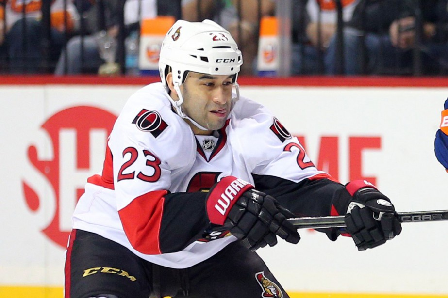 Scott Gomez... (Photo Brad Penner, archives USA Today Sports)