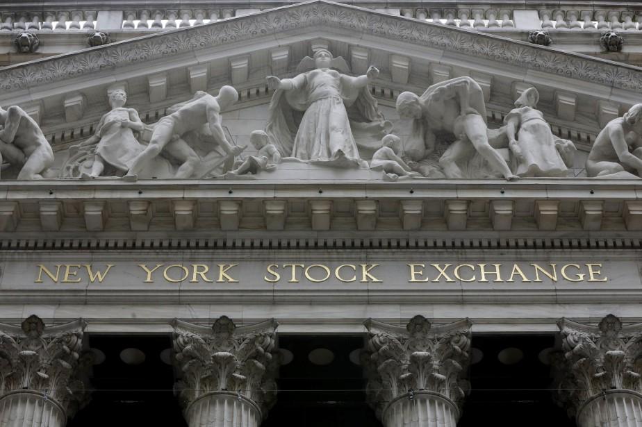 Les marchés new-yorkais étaient fermés lundi pour le... (PHOTO ARCHIVES AP)