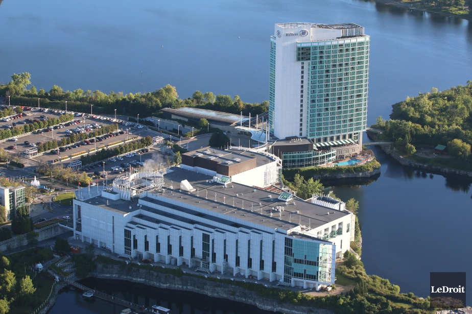 Le banco casino du lac leamy