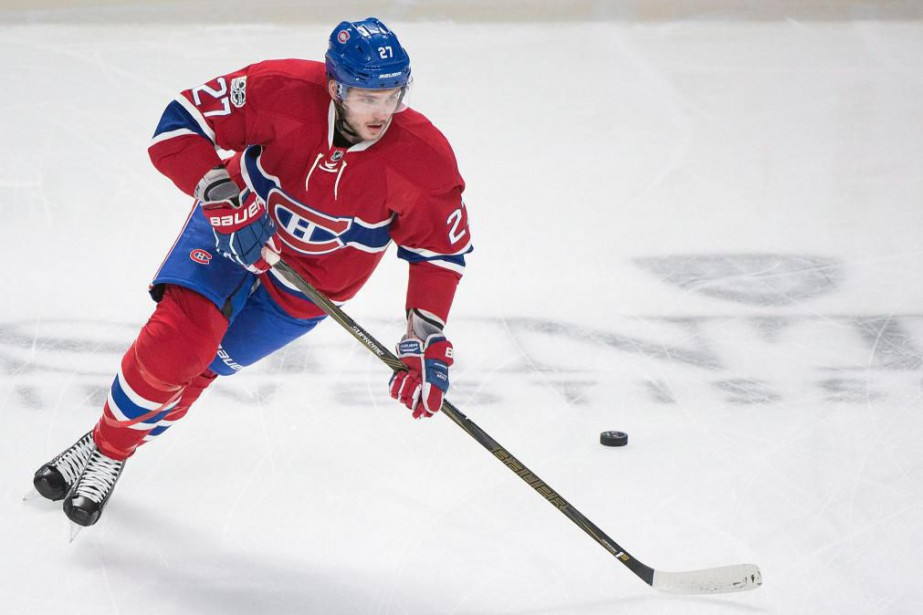Les négociations de contrat entre Alex Galchenyuk et... (PhotoGraham Hughes, archives La Presse canadienne)