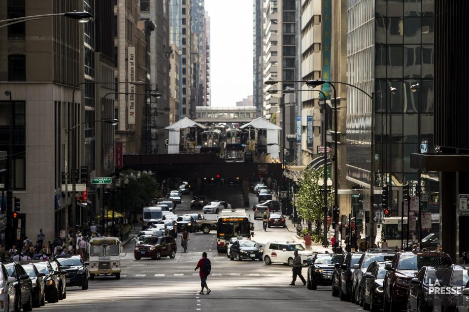 L'ISM de Chicago est vu comme un bon... (PHOTO HUGO-SÉBASTIEN AUBERT, LA PRESSE)