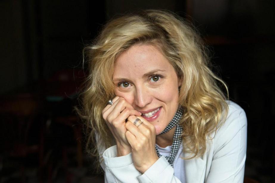La comédienne Evelyne Brochu... (Photo Robert Skinner, La Presse)
