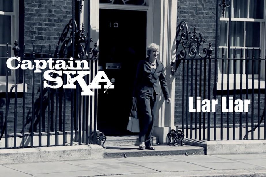 Liar Liar:... (Photo tirée de la page Facebook du groupe Captain SKA)