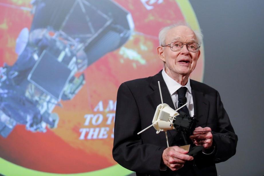 La mission initialement appelée «Solar Probe Plus» a... (PHOTO REUTERS)