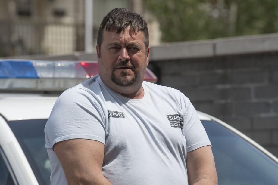 Selon les policiers, Sylvain Berthiaume est lui aussi considéré comme un membre des Deimos Crew. | 31 mai 2017