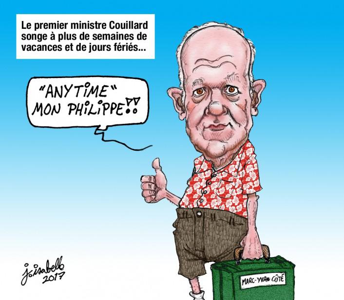 Caricature du 1er juin | 1 juin 2017
