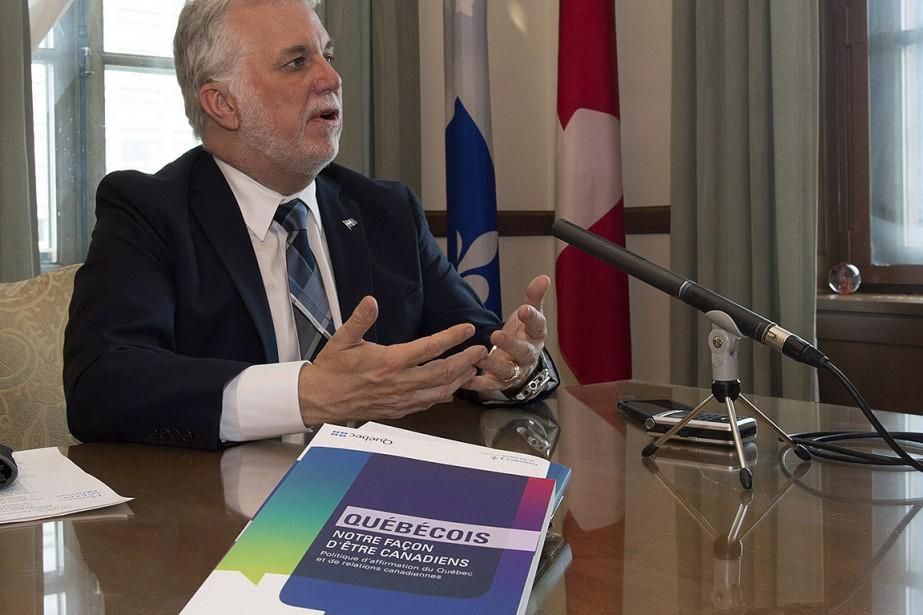 Le documentQuébécois, notre façon d'être Canadiens - Politique... (Jacques Boissinot, PC)