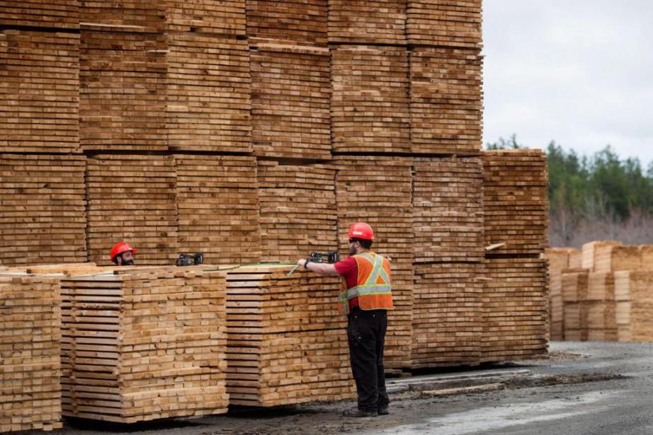 L'administration américaine estime que le Canada subventionne injustement... (ARCHIVES PC)