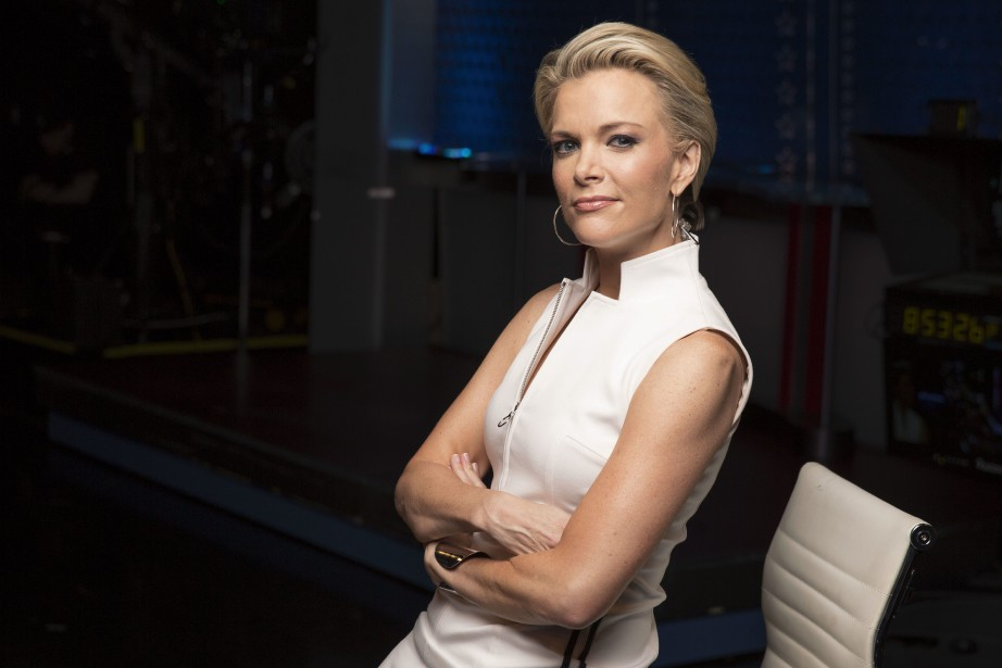 Star de la chaîne conservatrice Fox News, Megyn... (PHOTO AP)