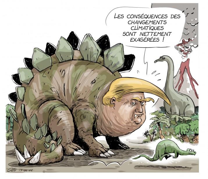 Caricature du 2 juin | 1 juin 2017