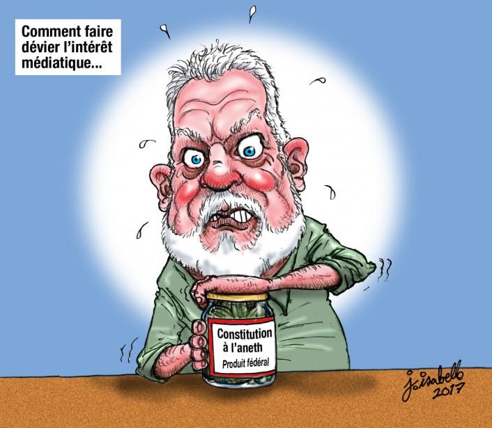 Caricature du 2 juin | 2 juin 2017
