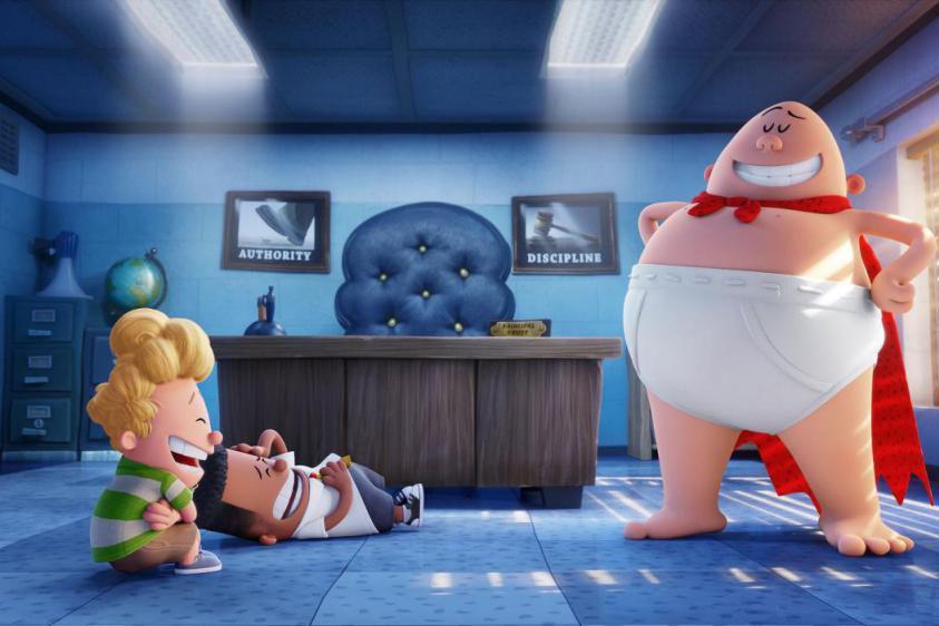 Captain Underpants-The First Epic Movie... (Image fournie parFox)