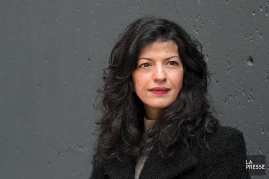 Karina Aktouf... (PHOTO ROBERT SKINNER, LA PRESSE)