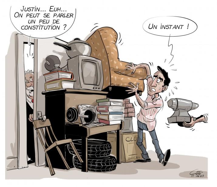 Caricature du 3 juin | 2 juin 2017