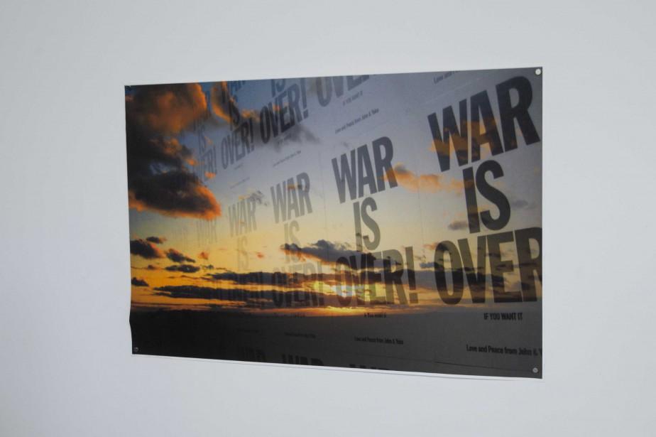 War is over de Jiaqi Wu (Sylvain Mayer)