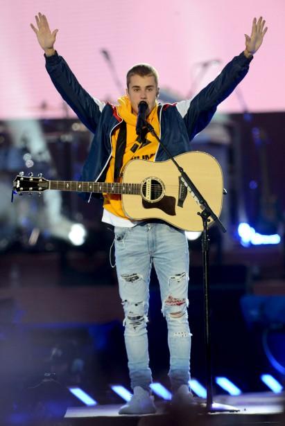 Justin Bieber | 4 juin 2017