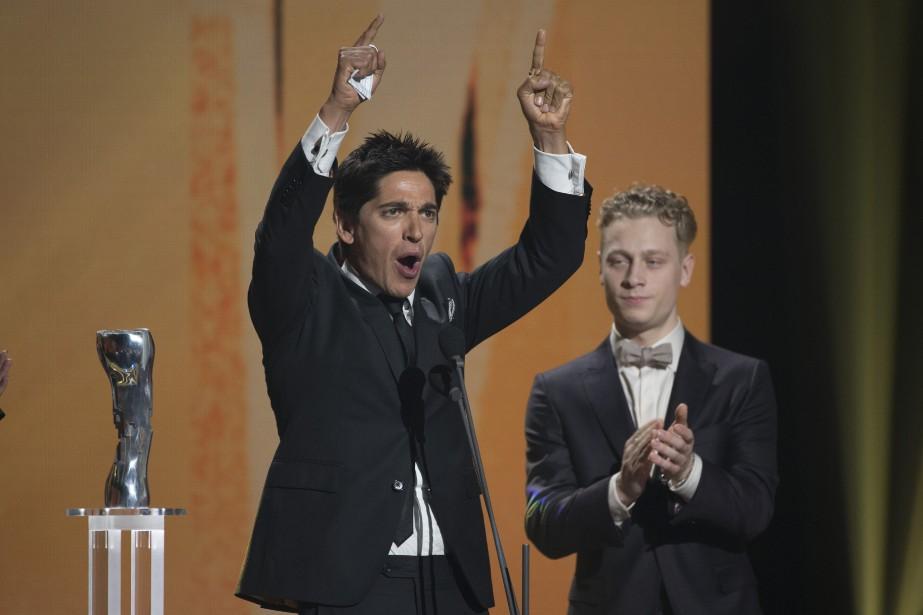 Le film de Yan England,<em>1:54</em>, a reçu le prix du public. (OLIVIER JEAN, LA PRESSE)